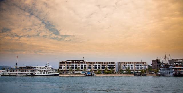Sinh lời trọn đời cùng Tuần Châu Marina – Luxury Shophouse on the beach.