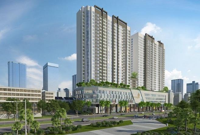 The Golden palm: Cam kết thuê lại căn hộ với lợi nhuận 23 triệu đồng/tháng