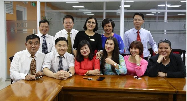 Chương trình Thạc sỹ UEF: Nâng tầm nghề nghiệp của nhà quản lý cấp cao