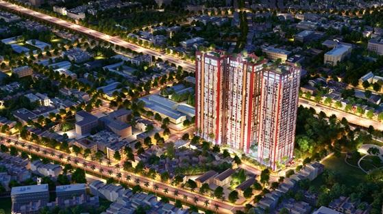 Hé lộ điểm mới bất động sản Hà Nội trong năm 2017