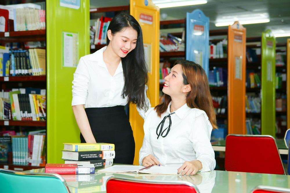 Môi trường học tập hiện đại chuẩn quốc tế.