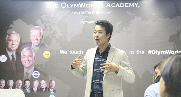 The Olymworld Academy – cánh cửa khám phá thế giới bên trong mỗi người