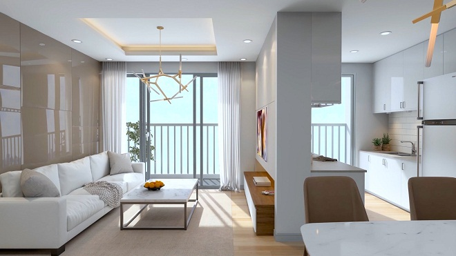 Geleximco ra mắt căn hộ Eco-Apartment