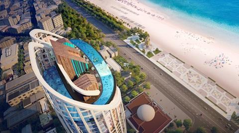 Dự án Panorama Nha Trang nằm ngay bãi biển Trần Phú - một trong những con đường đẹp nhất của thành phố biển Nha Trang.