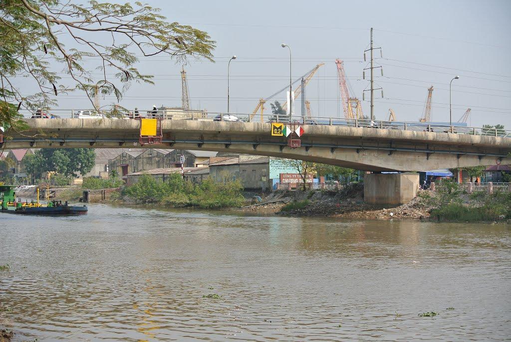Cầu Thượng Lý hiện tại (nguồn: internet).