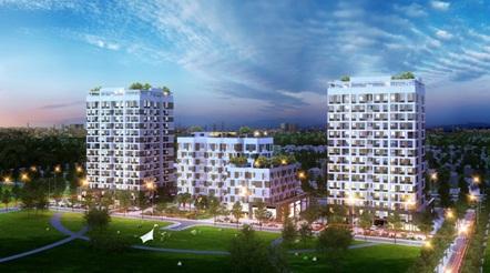 Với 1,2 tỷ đồng, có thể lựa chọn căn hộ cao cấp ở đâu?