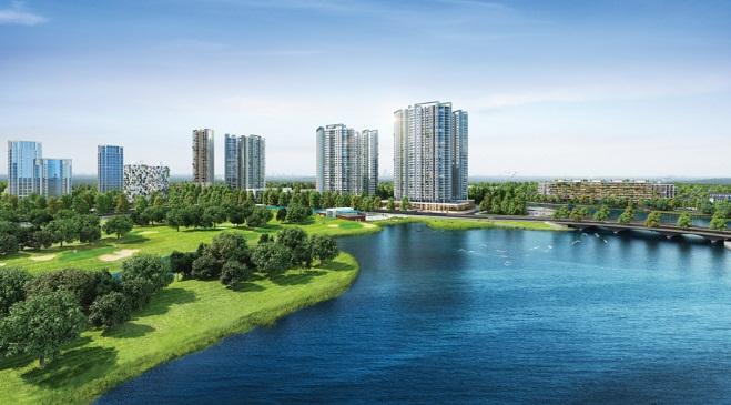 Ecopark mở bán Central Lake – tổ hợp căn hộ tầm nhìn mặt hồ 270 độ