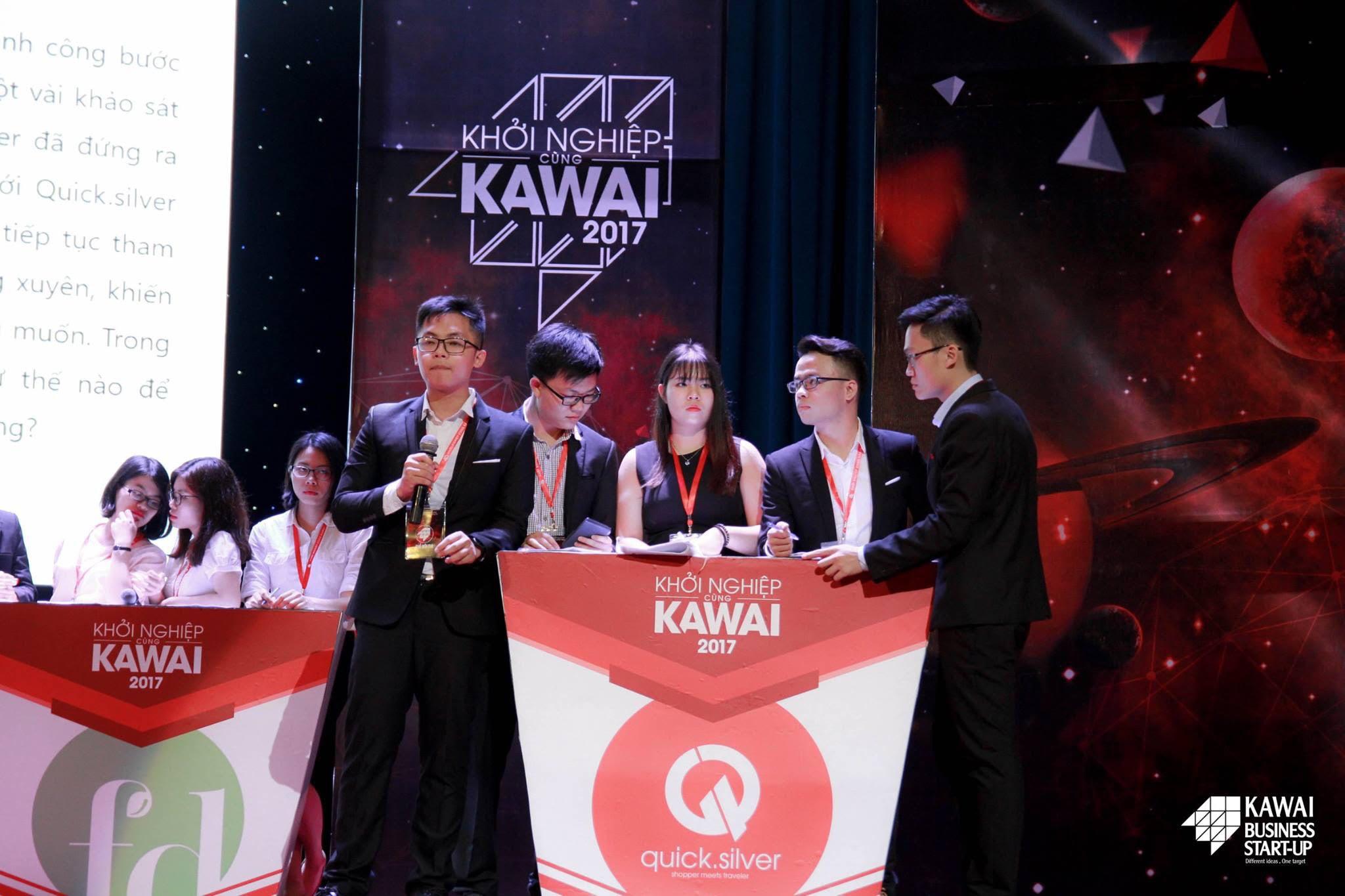 Á quân khởi nghiệp cùng Kawai: Ước mơ thay đổi thương mại toàn cầu