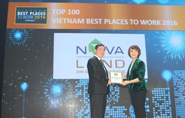 Novaland: Dựng xây tổ ấm – kiến tạo sự nghiệp
