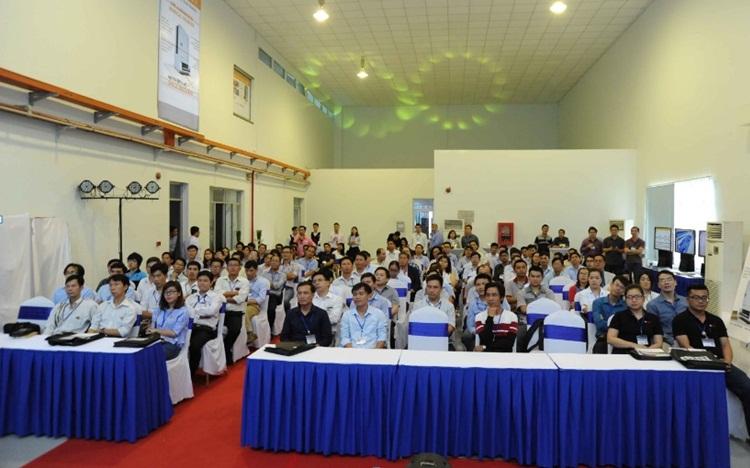 """System Việt Nam tổ chức hội thảo: """"Modula – hệ thống lưu kho tự động theo chiều đứng"""""""