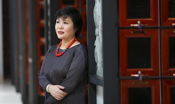 Doanh nhân Đặng Thị Xuân Hồng trải lòng về dự án Tháp Long Thọ