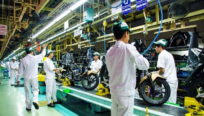 Sau hơn 20 năm quen với thương hiệu Nhật, Việt Nam chính thức sản xuất xe 2 bánh gắn động cơ đầu tiên
