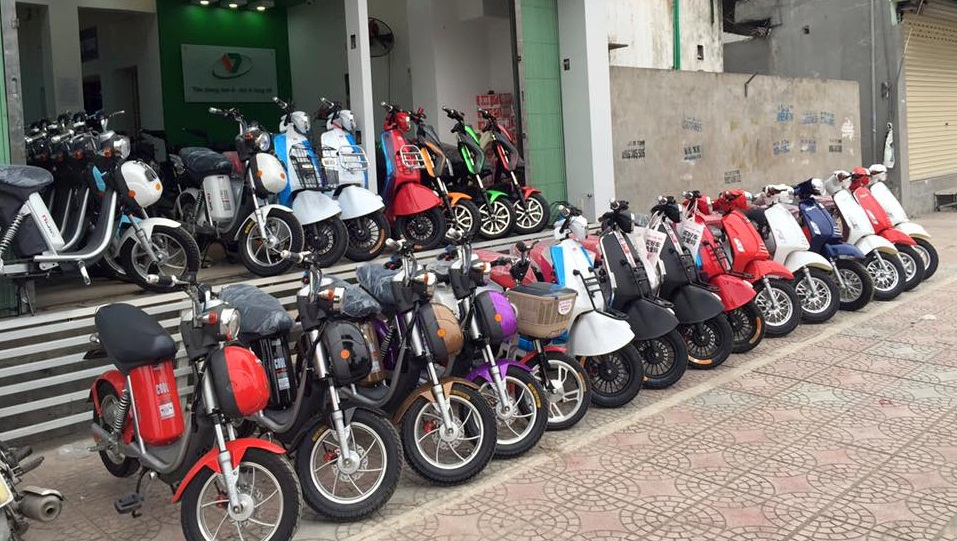 Lối đi nào cho xe điện tại thị trường Việt Nam