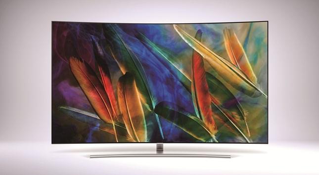 Dòng TV QLED tái định nghĩa chuẩn TV cao cấp