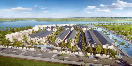 Dự án bên sông Sài Gòn hưởng gói nghỉ dưỡng miễn phí 10 năm tại resort 5 sao