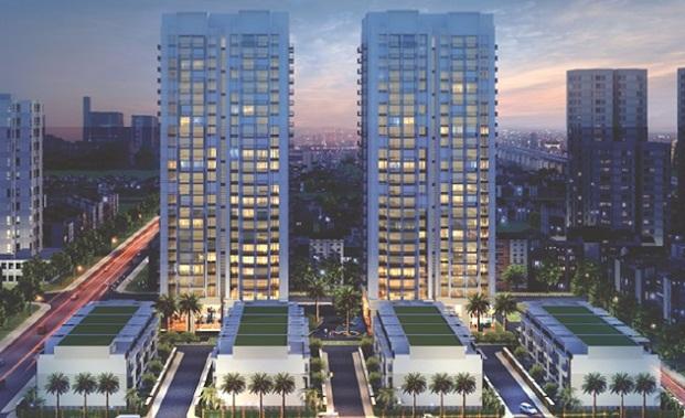 Chung cư Hà Nội tăng giá, dân đầu tư hướng về phía Tây thành phố