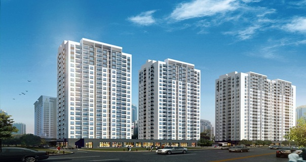 Hơn 1 tỷ đồng mua căn hộ dự án nào sắp giao nhà, gần trung tâm, tiện ích đồng bộ?