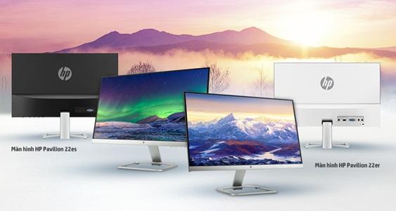 Đón đầu xu hướng với màn hình viền siêu mỏng của HP