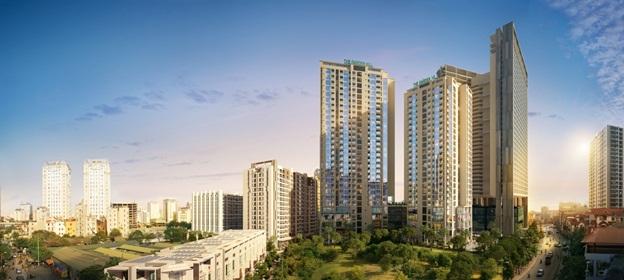 Giá bán Bidhomes The Garden Hill được tính lại tương xứng với chất lượng dự án