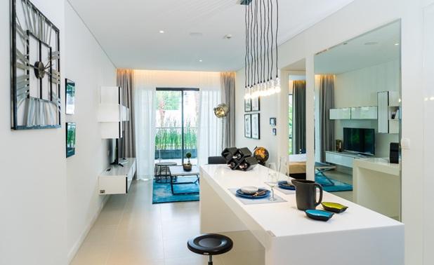 Gateway Thao Dien mở bán căn hộ 1-2 phòng ngủ