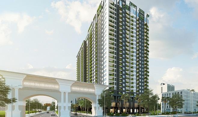 """Ưu đãi lớn đón hè sang với căn hộ """"chuẩn xanh"""" Anland Complex"""