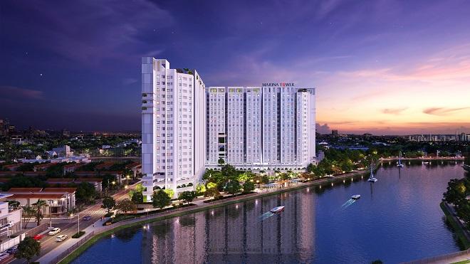 Sở hữu căn hộ sang trọng bên sông tại Bắc Sài Gòn với mức giá hấp dẫn