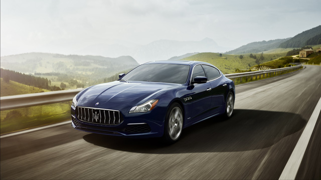 Chiêm ngưỡng ngôi nhà Maserati của hãng xe quý tộc Ý tại Hà Nội