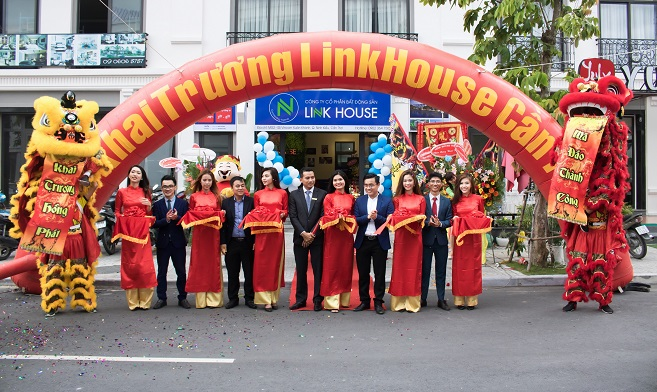 LinkHouse khai trương chi nhánh thứ 12 tại Vincom Shophouse Cần Thơ