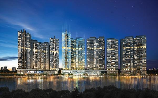 Keppel Land mở bán căn hộ Duplex tại The View - Riviera Point