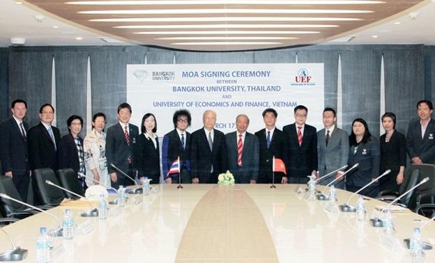 MBA quốc tế tại UEF: Học thực tế kinh nghiệm của các CEO thành công