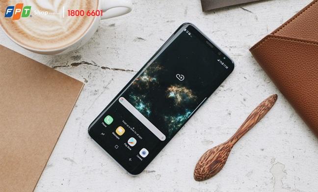 Duy nhất tại FPT Shop, đổi điện thoại cũ lấy Galaxy S8/S8+ mới