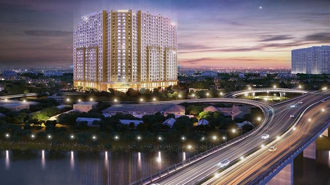 Những dự án căn hộ đình đám khu vực Đông Nam Hà Nội