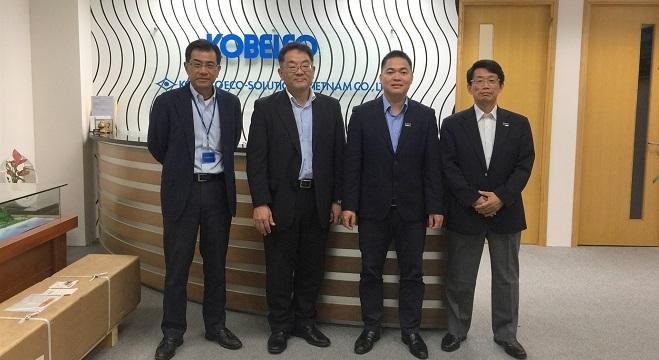 DNP-Water ký kết hợp tác chiến lược với Kobelco và tăng vốn thành công