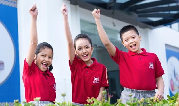 Ngóng chờ hành trình mới cho con tại ngôi trường đáng mơ ước tại Hà Nội