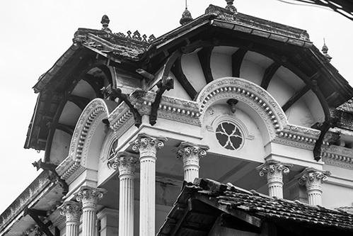 Serenity Sky Villas – kiến trúc mang âm hưởng Đông Dương
