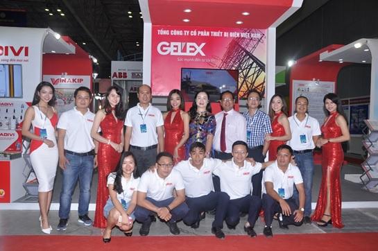 GELEX tham gia Triển lãm Quốc tế lần thứ 10 về Công nghệ và Thiết bị Điện (Vietnam ETE 2017)