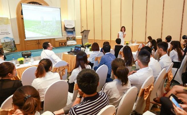 Titan Group tổ chức đào tạo dự án Pan Pacific Danang Resort