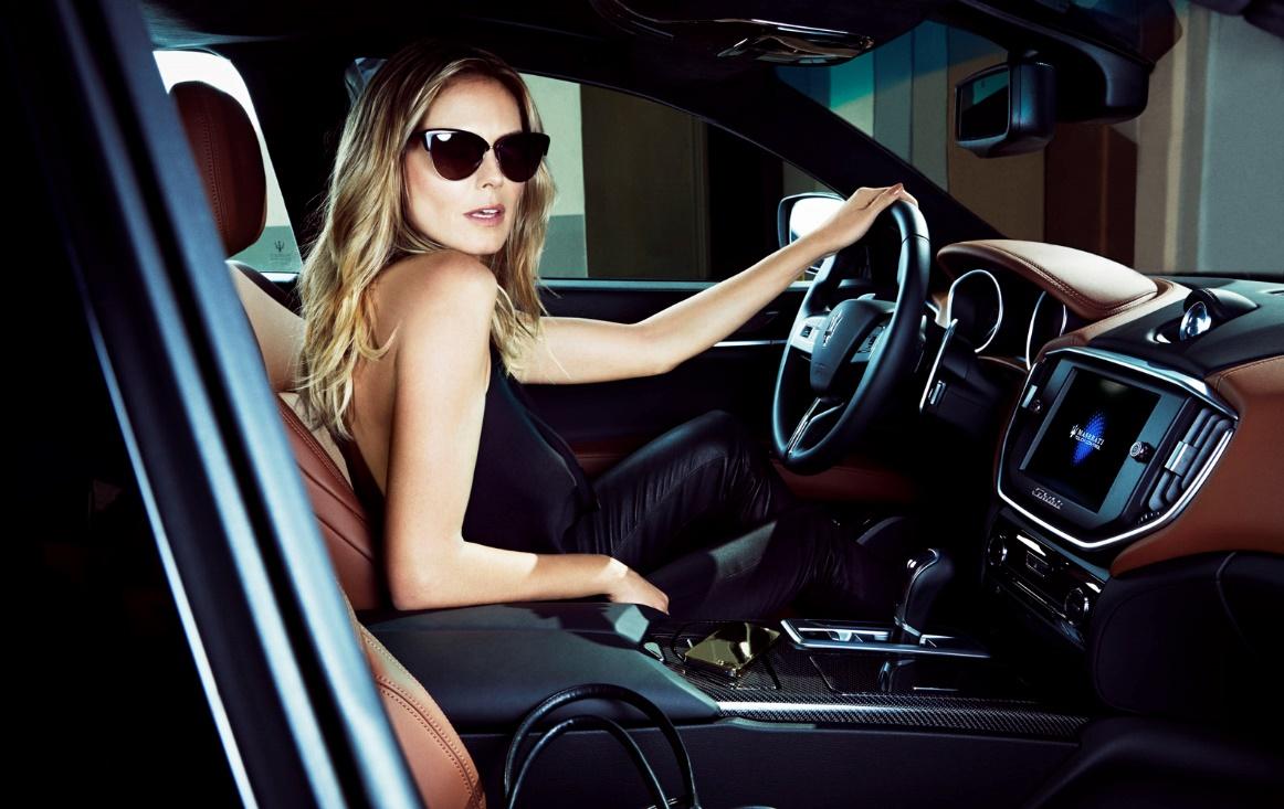 Lý do ngày càng nhiều phụ nữ lựa chọn Maserati