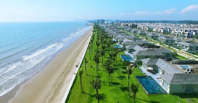 """4,5 tỷ đồng """"dễ"""" tậu biệt thự đón gió biển FLC Sầm Sơn"""