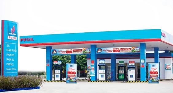 Vui ngày Quốc khánh 2/9: PVOIL giảm giá bán lẻ xăng dầu