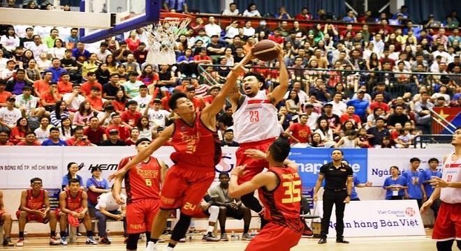 Ngân hàng Bản Việt đồng hành cùng đội tuyển bóng rổ quốc gia Việt Nam