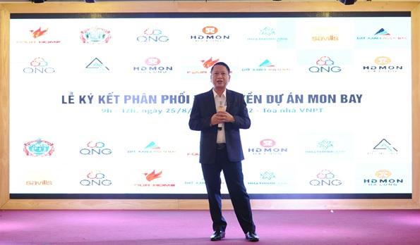 HDMON tổ chức lễ kí kết phân phối độc quyền dự án Mon Bay