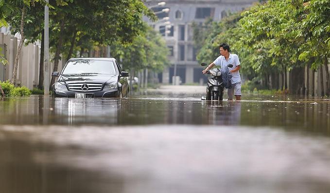 Ngập lụt - yếu tố không thể bỏ qua khi chọn nhà