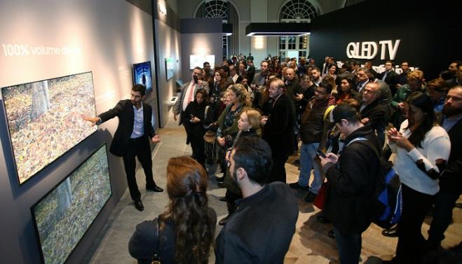 Những ưu thế vượt trội của Samsung trên thị trường TV thế giới