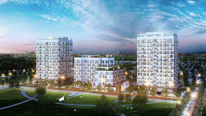 Làn sóng đầu tư mới vào bất động sản Đông Hà Nội