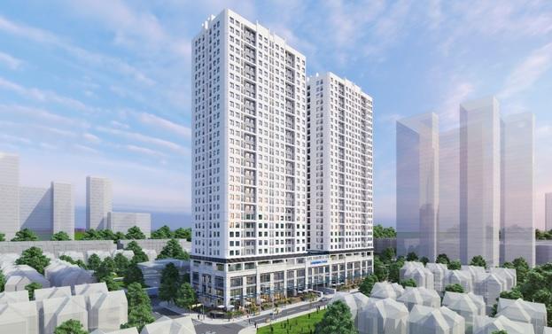 180 triệu đồng sở hữu ngay căn hộ phong cách Singapore trong tháng ngâu