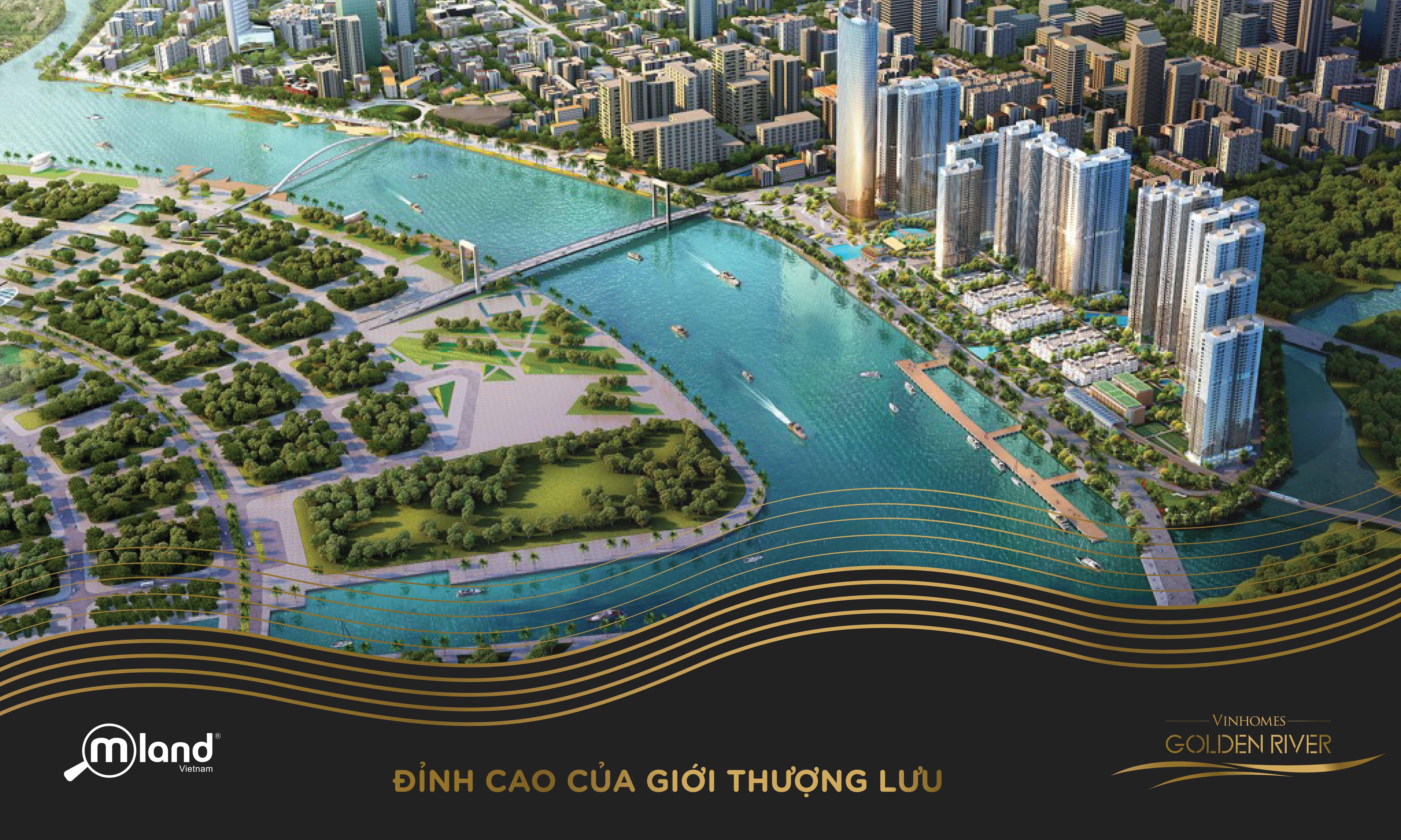Căn hộ ven sông Sài Gòn nào đang thu hút nhiều nhà đầu tư?