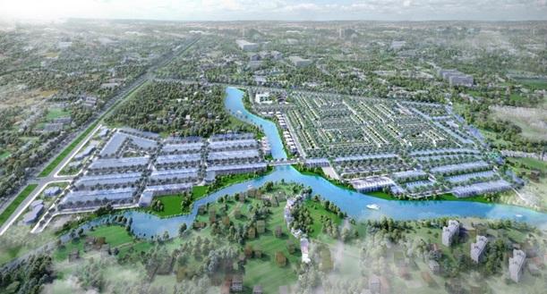 Đón sóng đầu tư với bất động sản tại T&T Long Hậu