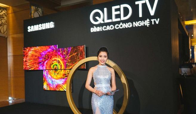 QLED TV của Samsung đã hoàn toàn chinh phục được cả thế giới