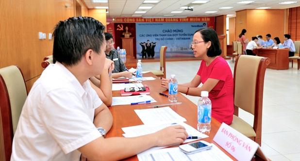 VietinBank tuyển dụng 19 vị trí tại Khối Thương hiệu và Truyền thông